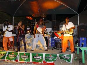 Concierto en Antigua