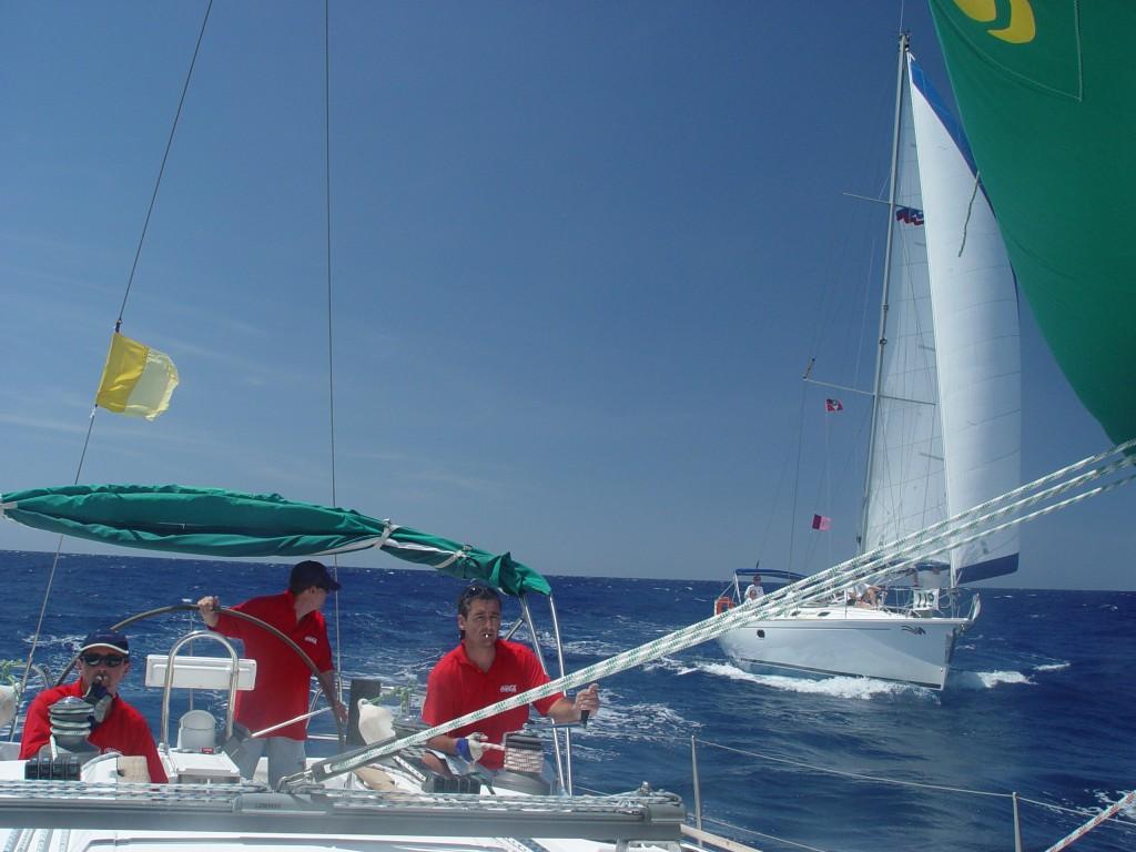 Antigua sailing Week Regata