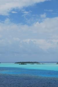 Charter en maldivas