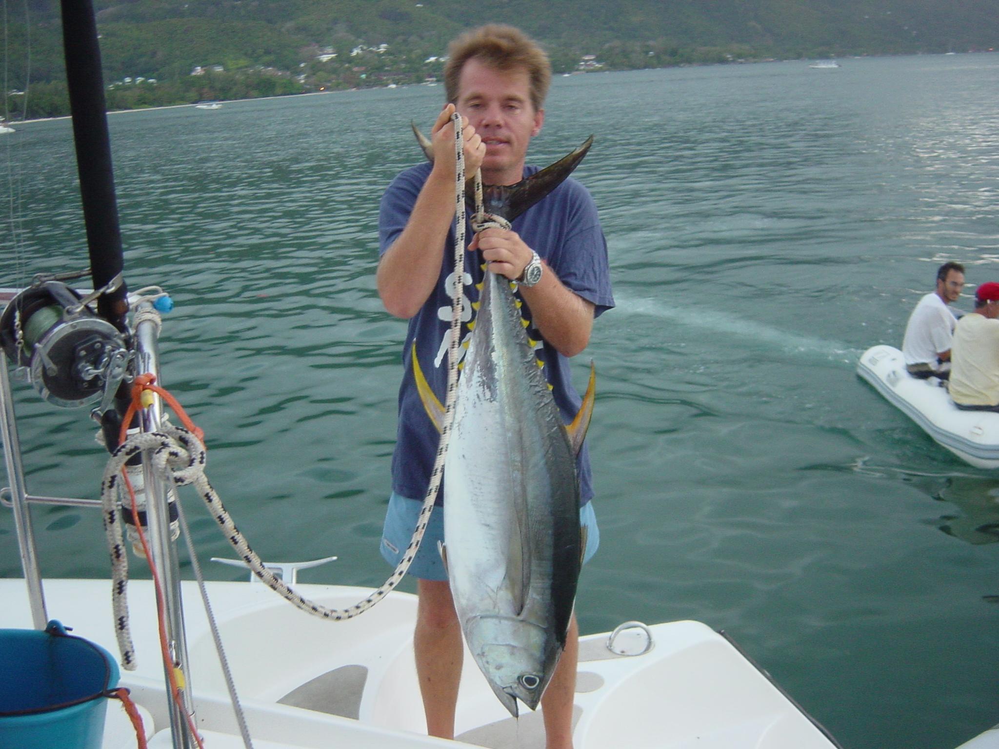 Charter en Seychelles