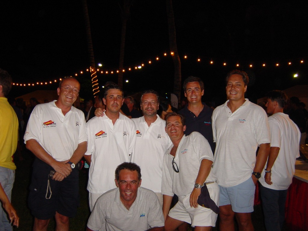 Kings Cup Aproache Crew