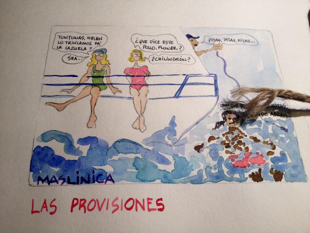 Alquiler barcos Trogir