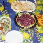 Comida en Turquia