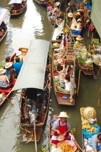 Alquiler catamaranes en Tailandia