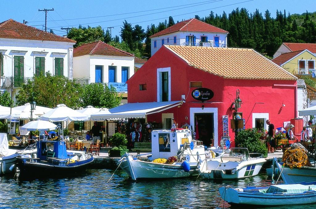Alquiler barcos Lefkada