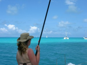 Cahter catamaran Tortola