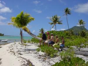 Mupiti Polinesia