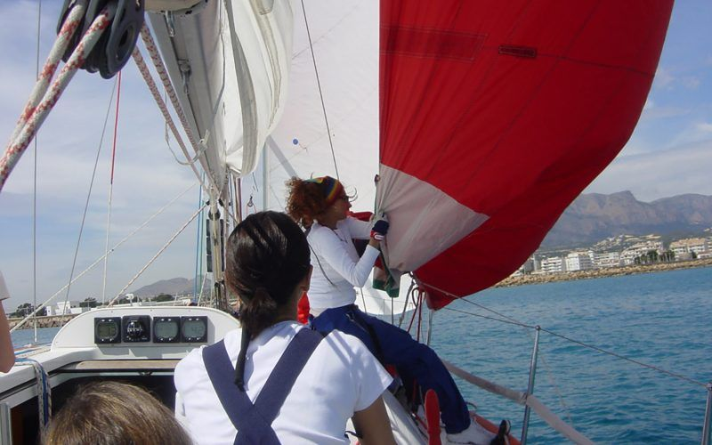 antigua-regata-chicas_8316775119_o