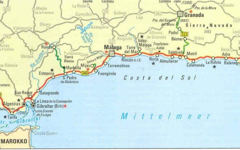 Costa_del_Sol_Malaga Mapa