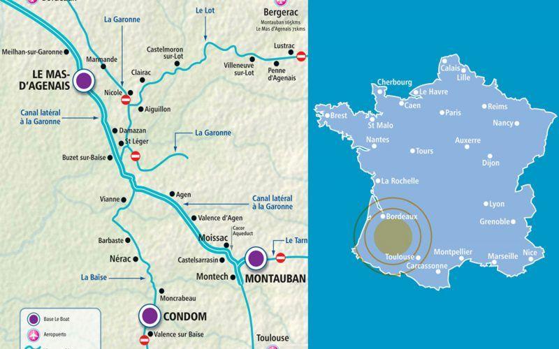 Alquiler-barcos-fluviales-turismo-fluvial-canales-rios-francia-Aquitania
