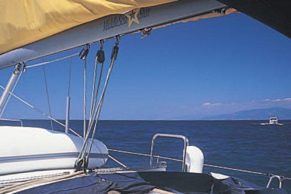 Flotilla en Islas Eólicas