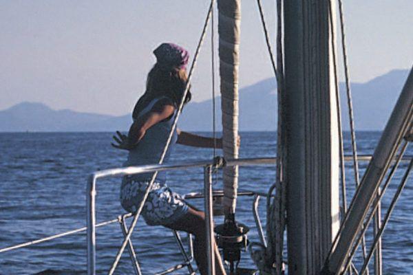 Flotilla en las Islas Eólicas