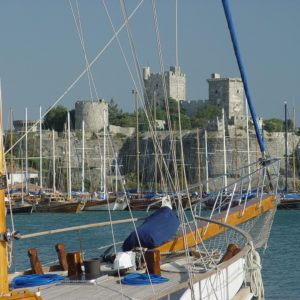 Alquiler barcos Bodrum