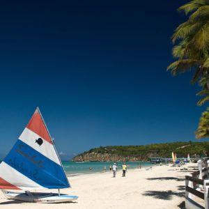 Alquiler barco Antigua