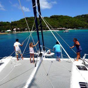 Alquiler barco Brasil