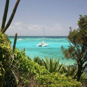 Alquiler barco Praslin Seychelles