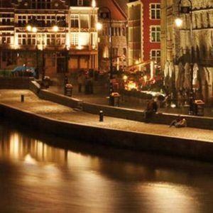 Crucero fluvial Bélgica