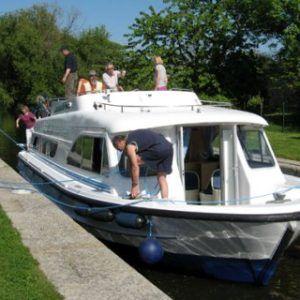 Turismo fluvial Camarga