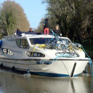Cruceros fluviales Francia