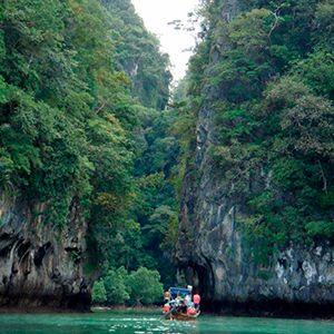 Alquiler barco Langkawi
