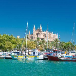 Alquiler velero España