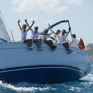 Alquiler barco San Martin