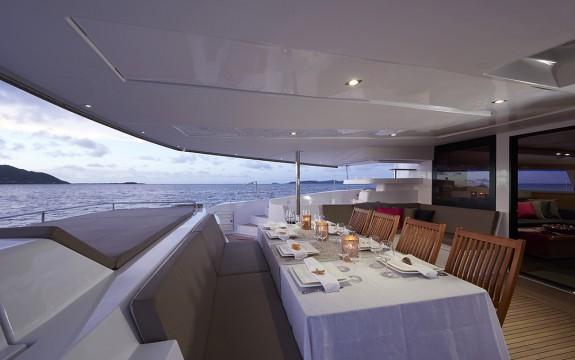 Alquiler catamaran Granadinas