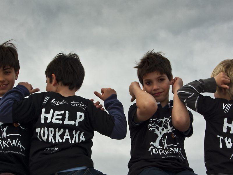 Nuestros pequeño por Turkana
