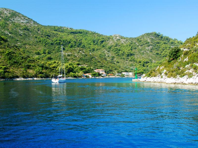 Navegar Croacia