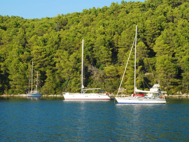 Sipan. Alquiler barcos Dubrovnik