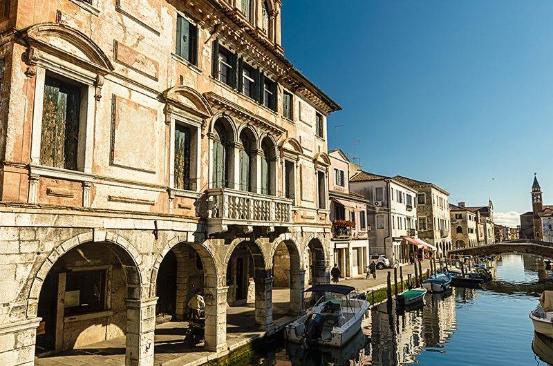 Chioggia Venecia