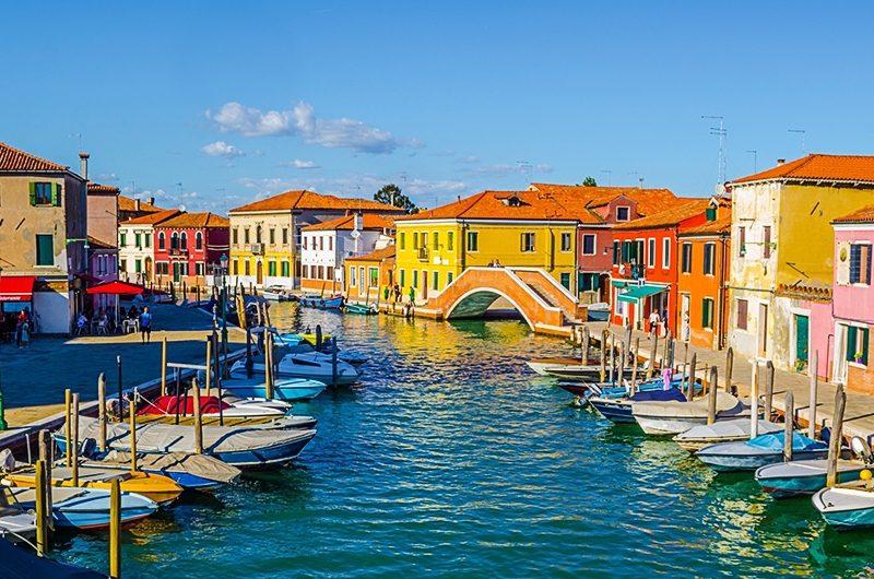 Murano Venecia Italia