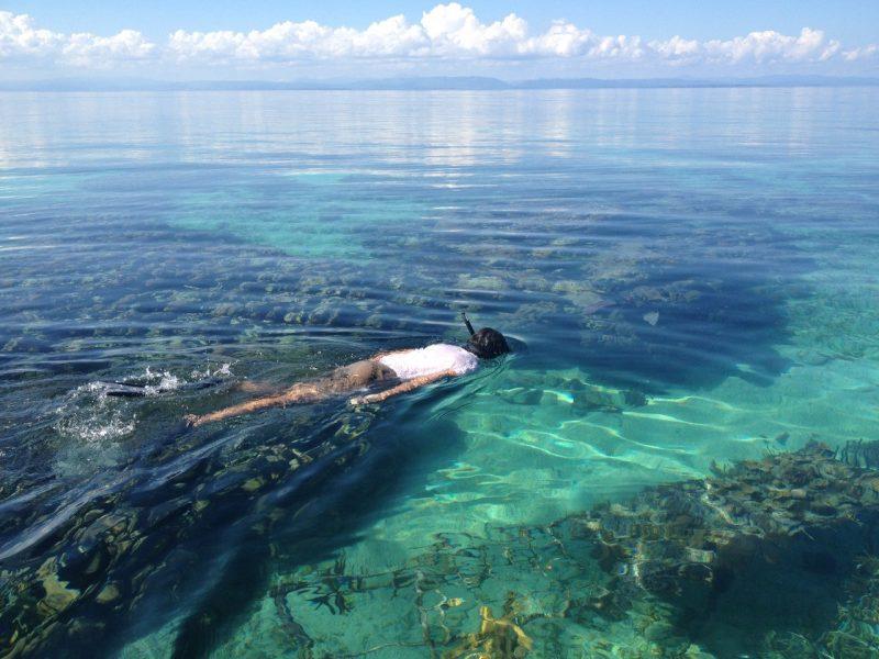 Belize snorkel 2