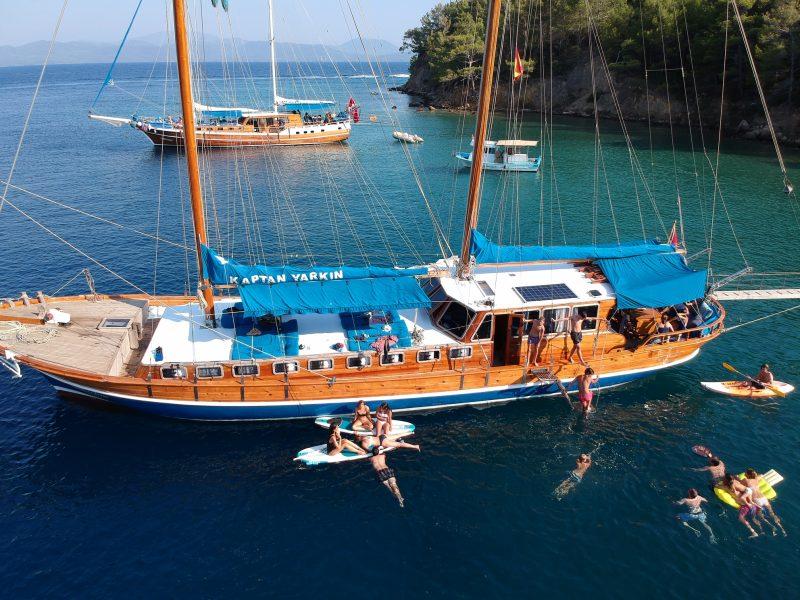 Flotilla-Turquia-Goleta-Aproache