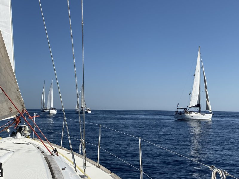 Regata-Turkana-solidario-benefico-Denia-barcos-veleros